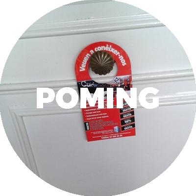 buzoneo, marketing directo poming