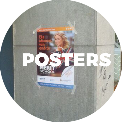 buzoneo, marketing directo posters